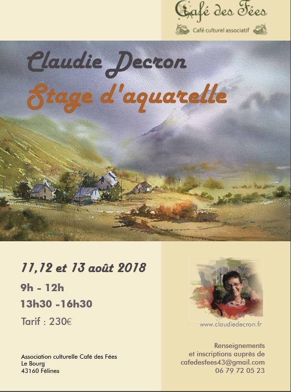 Stage à La Chaise-Dieu en Haute Loire @ La Chaise-Dieu Haute Loire | La Chaise-Dieu | Auvergne-Rhône-Alpes | France
