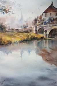 Le pont de Hérisson