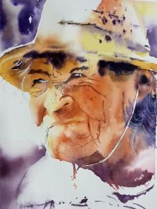 La vieille péruvienne