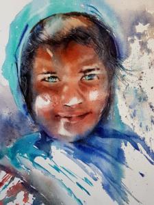 La petite Kurde