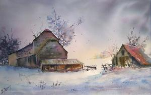 Fermes en hiver 2