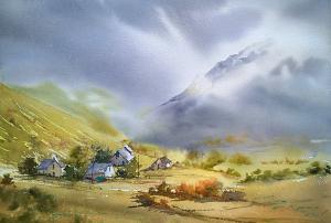 Vallée d'Aspe , Lescun